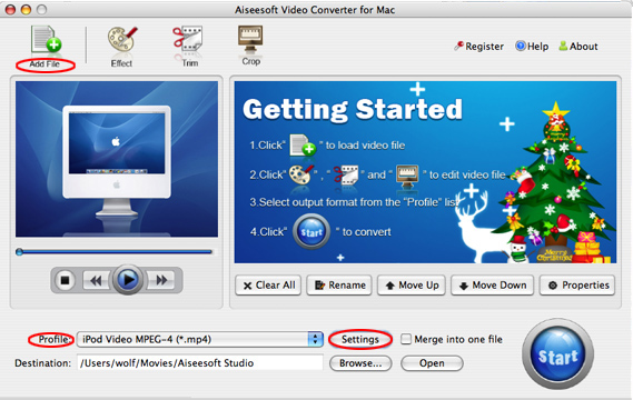 How to rip DVDs and convert Videos on Mac OS X Main2-n