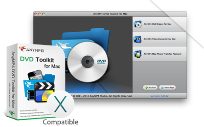 DVD Toolkit for Mac - Best DVD Toolkit sofeware for Mac